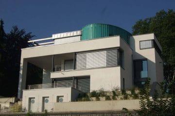 Referenz: Bauklempner-/Metallarbeiten, Fassade, Steildach